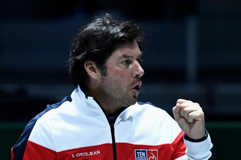 Tennis/Coupe Davis: la France pas gâtée, dans le groupe de la Grande-Bretagne et des Tchèques
