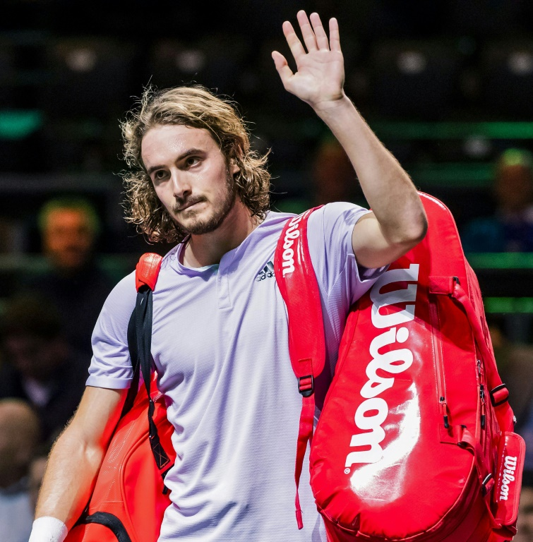 Tsitsipas dumped out in Rotterdam by Bedene