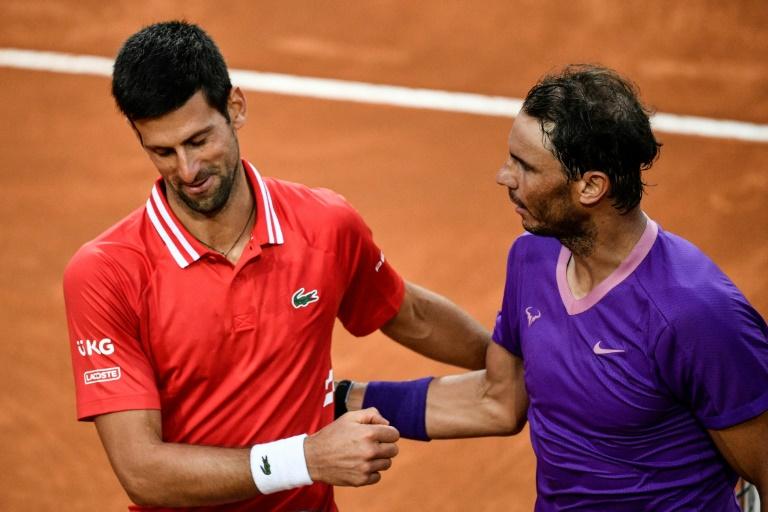 'Rafa and I are Next Gen,' says Djokovic