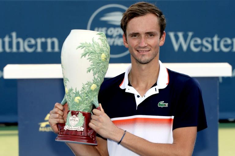 À Cincinnati, Medvedev s'offre son premier titre en Masters 1000