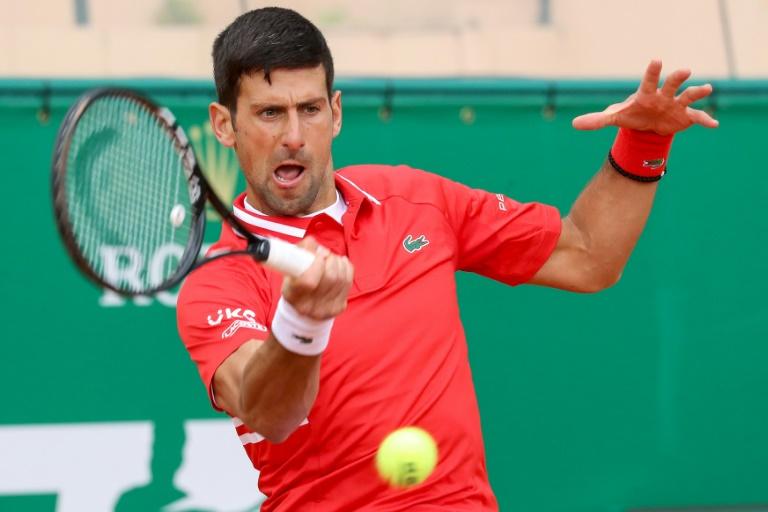 Monte-Carlo: Djokovic et Nadal impressionnent