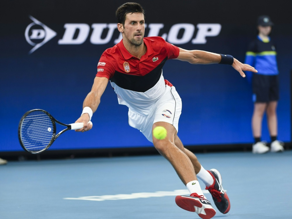 ATP Cup:  Traumfinale zwischen Serbien und Spanien perfekt