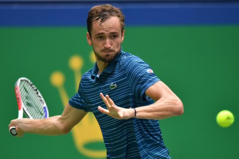 Masters 1000 de Shanghai: Medvedev domine Fognini et passe en demies