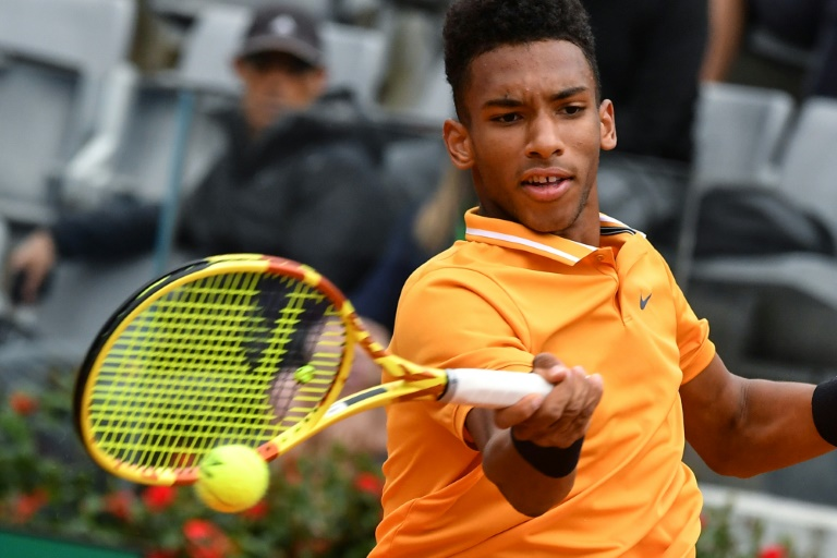 Roland-Garros: Auger-Aliassime renonce