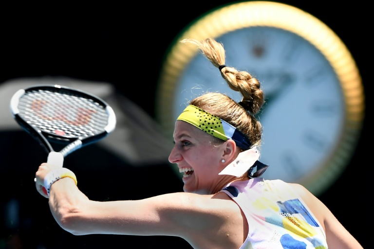 Barty battue, finale Kvitova-Sabalenka à Doha
