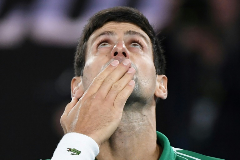 'Seeing black': Djokovic considered quitting in 2010