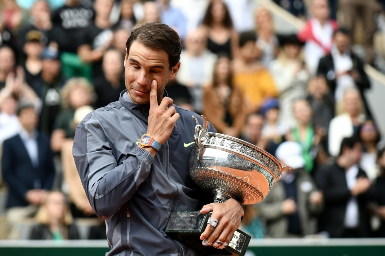 History man Nadal sweeps to 'incredible' 12th French Open and 18th Grand Slam title