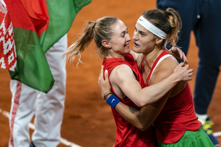 Belarus and Russia claw out Fed Cup victories