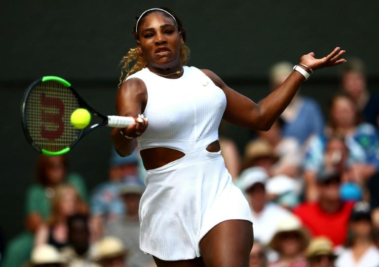 Wimbledon: Serena Williams