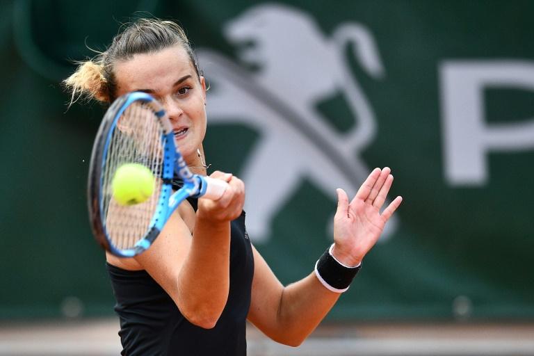 Roland-Garros: Burel comme dans un rêve, Djokovic comme dans du beurre