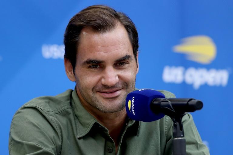 US Open: Federer a digéré la défaite à Wimbledon et se sent très