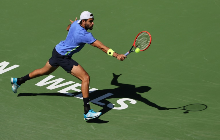 Indian Wells: élimination suprise de Berrettini par Fritz au 3e tour