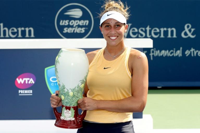 Madison Keys domine la revenante Svetlana Kuznetsova en finale à Cincinnati