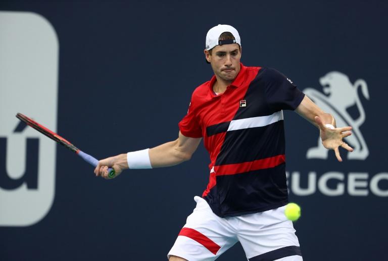 ATP: John Isner remporte son 4e titre à Newport