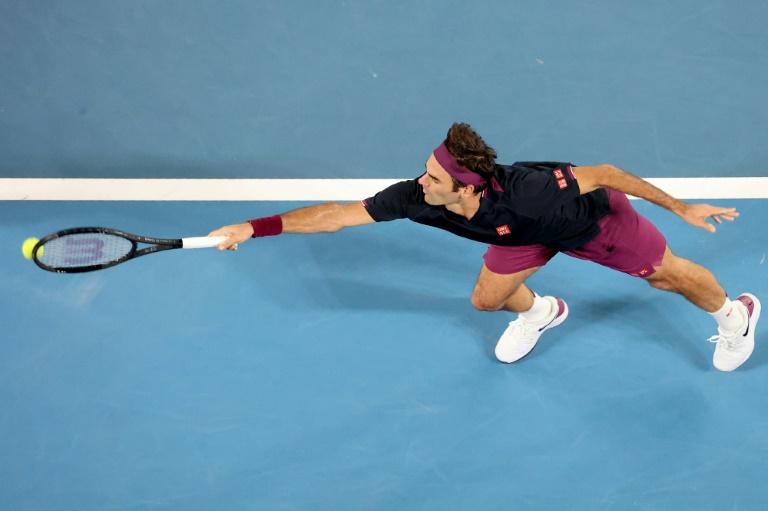 Open d'Australie: Roger Federer poursuit sa route au 3e tour