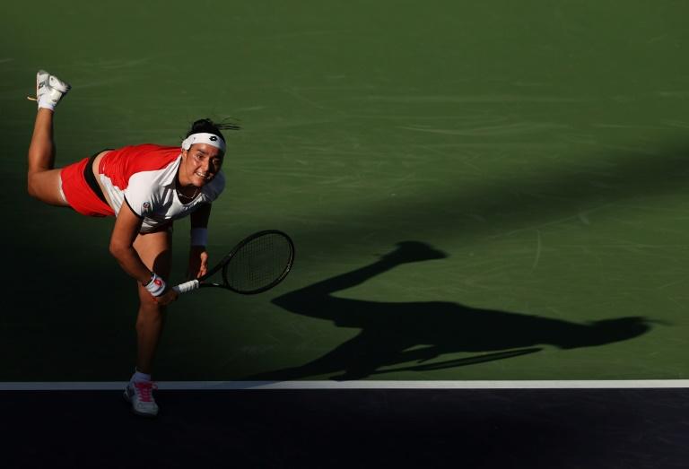 Ons Jabeur, première joueuse d'un pays arabe dans le Top 10