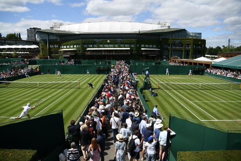 Wimbledon: le vice-président de la fédération allemande prédit une