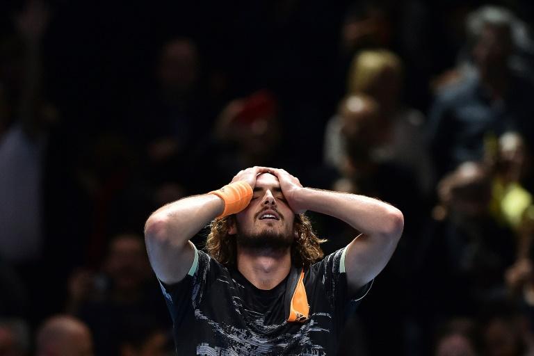 Tsitsipas fait plier Thiem en finale et remporte le Masters