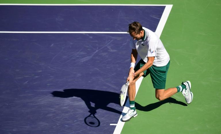 Indian Wells: Medvedev éliminé, le tournoi perd son grand favori
