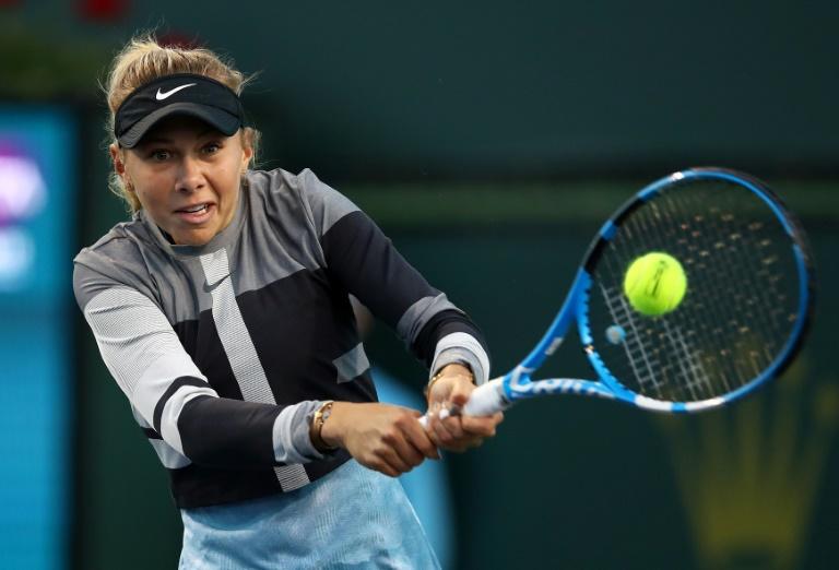 WTA: la jeune Anisimova en finale à Bogota pour son premier titre du circuit