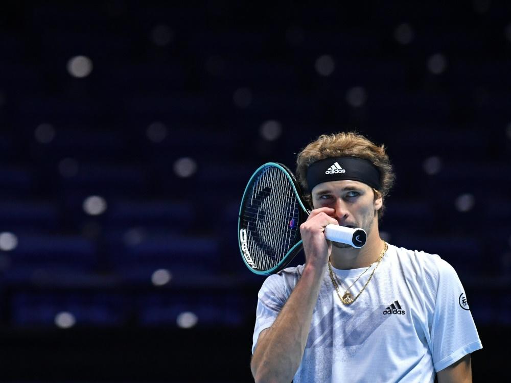 Niederlage gegen Djokovic:  Zverev verpasst Halbfinale bei den ATP Finals
