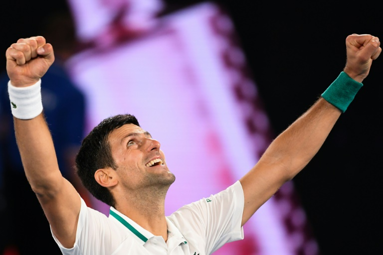 Djokovic says 'rollercoaster' Australian Open one of toughest tournaments