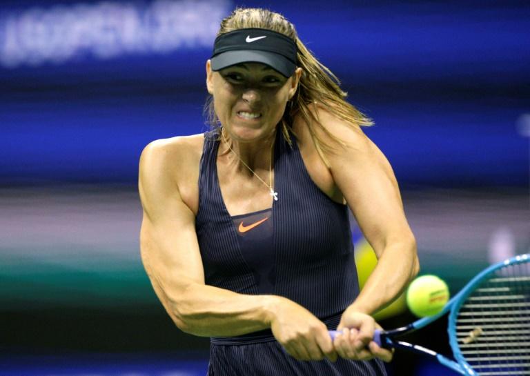 WTA: Maria Sharapova pense avant tout à la saison 2020