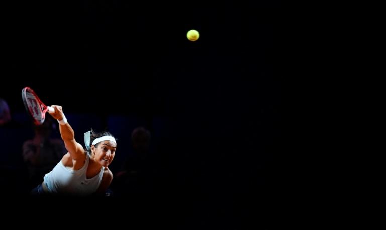 Caroline Garcia qualifiée pour les demi-finales à Strasbourg