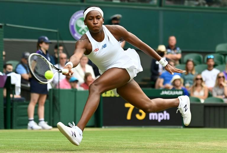 JO-2020: la joueuse de tennis Coco Gauff renonce, positive au Covid-19