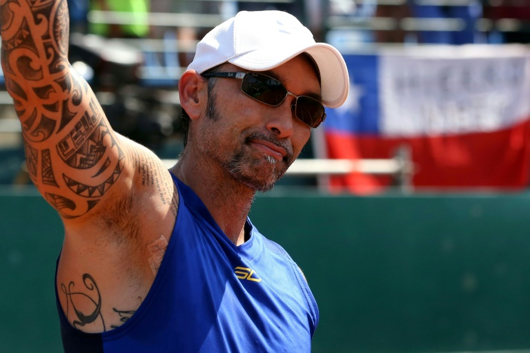 L'ex N.1 mondial Marcelo Rios accuse l'ATP d'avoir dissimulé le dopage d'Agassi