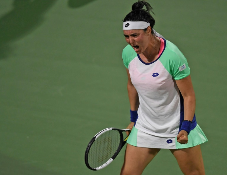 Pliskova knocked out by Tunisia's Jabeur, Barty gets walkover