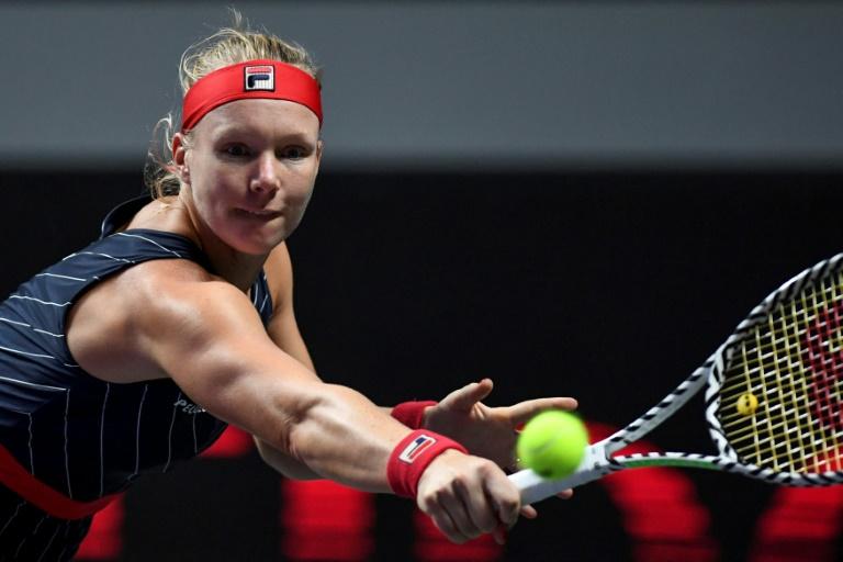 JO tennis: