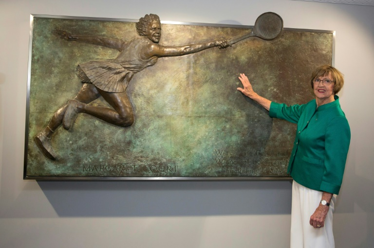 Tennis Australia agrees to honour Margaret Court, but slams her views
