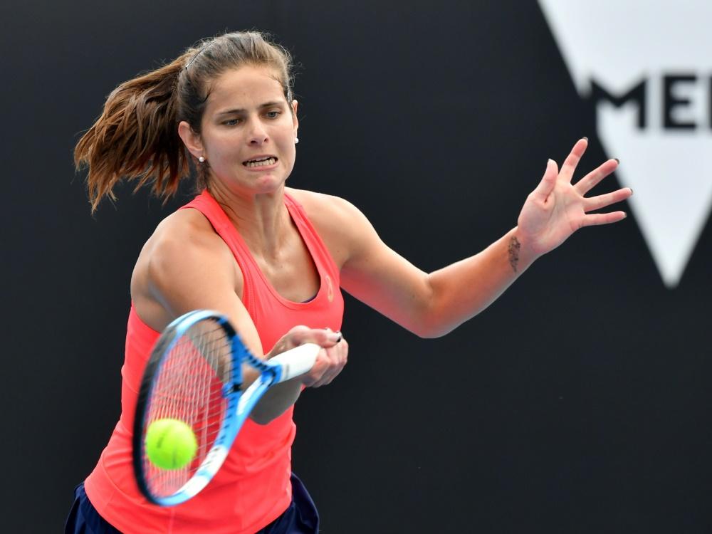 Görges verpasst bei Australian Open das Achtelfinale