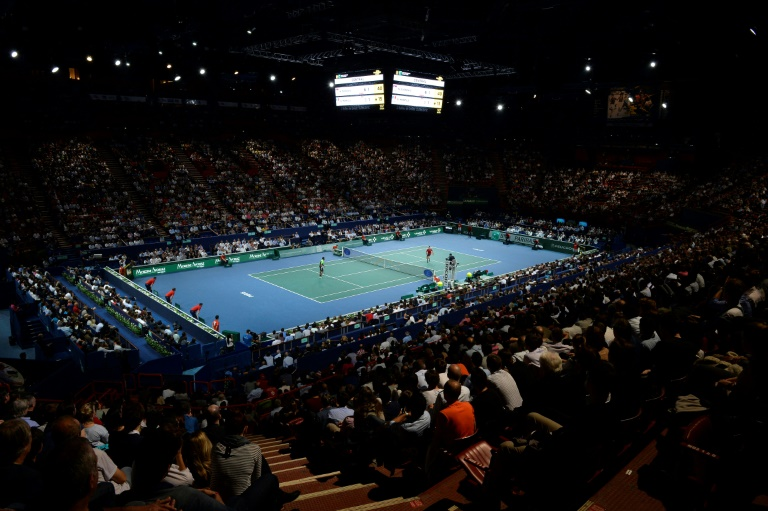 Paris Masters behind closed doors confirmed by organisers