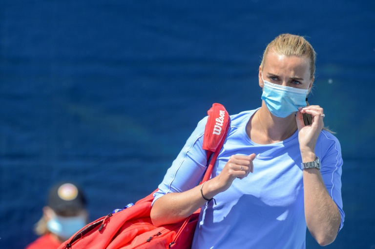 A Palerme, le tennis pro redémarre sous haute surveillance, cinq mois plus tard