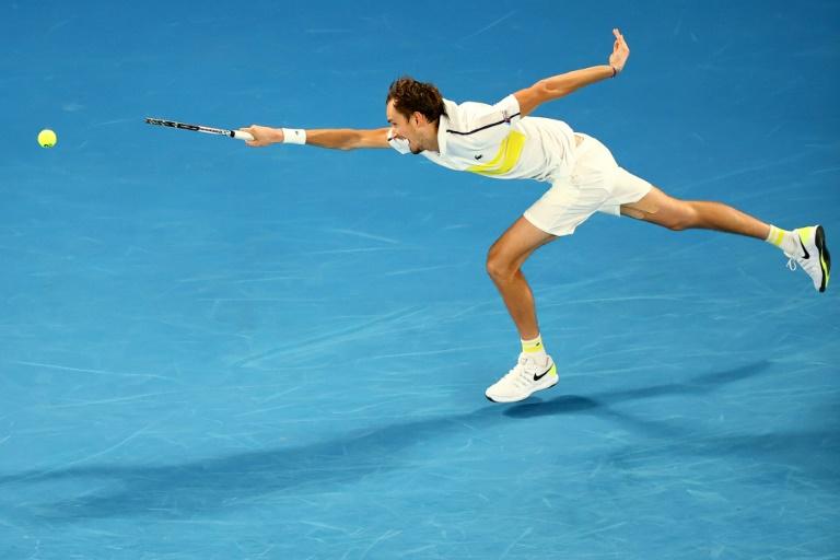 Medvedev ravira la 2e place du classement ATP à Nadal le 15 mars