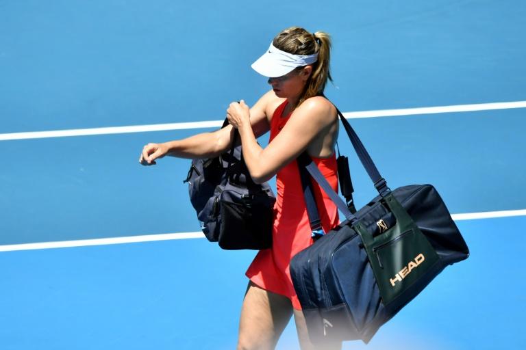Sharapova 'legend with mind of champion,' says Djokovic
