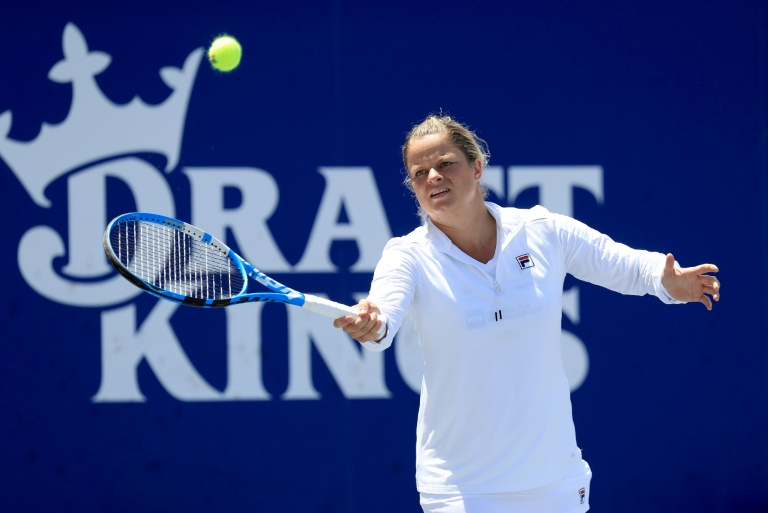 US Open: Kim Clijsters et Andy Murray invités