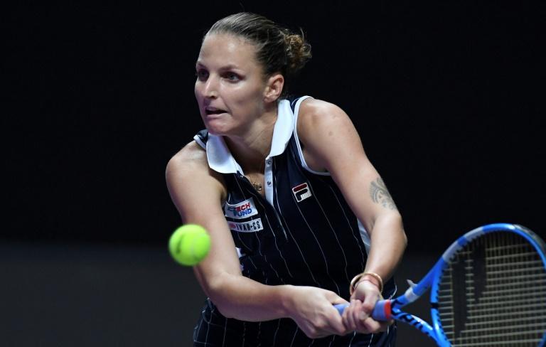 Karolina Pliskova choisit l'un des ex-entraîneurs d'Andy Murray