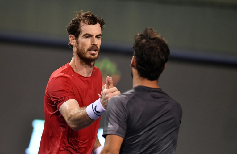 Angry Murray accuses Fognini after bitter Shanghai exit