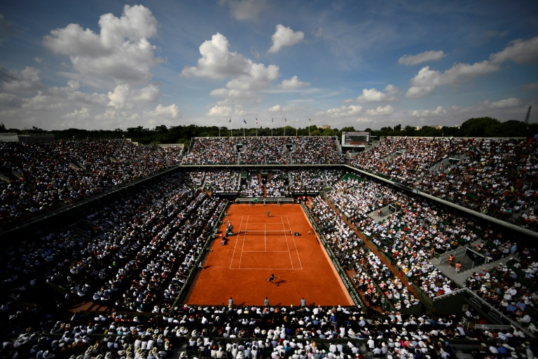French Open attendance reduced to 5,000 fans per day