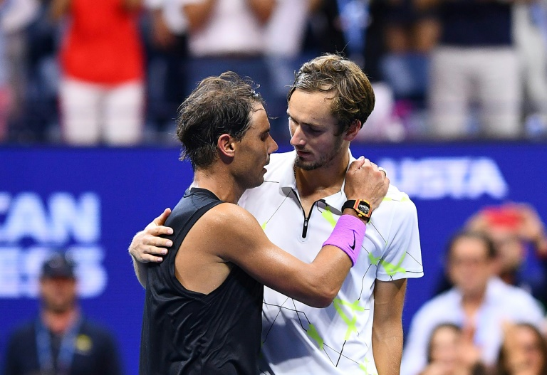 Medvedev proud as 'amazing summer' ends with US Open final defeat