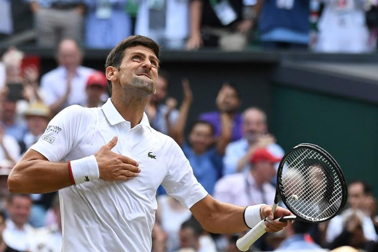 Birthday boy Djokovic to organise Balkan tennis tournament