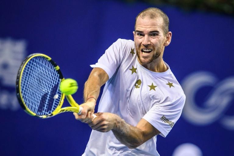 ATP: Mannarino vise son 2e titre, à Moscou, face à Rublev