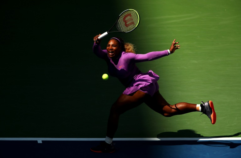 Serena Williams en vedette à Lexington pour le retour du tennis aux Etats-Unis