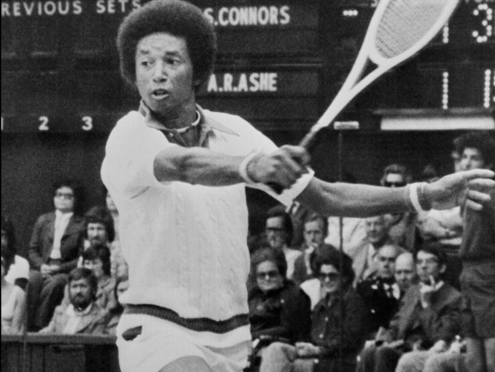 SID-Kalenderblatt am 5. Juli:  Arthur Ashe gewinnt in Wimbledon