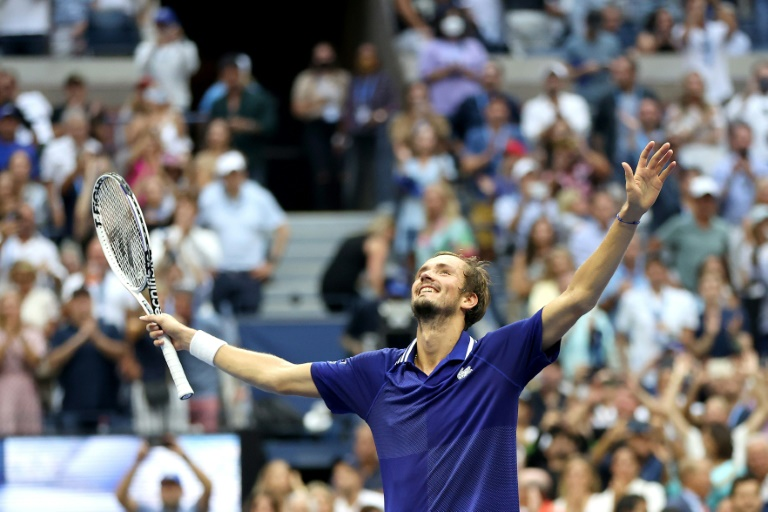 US Open champ Medvedev gets free dinners but still hungry for success