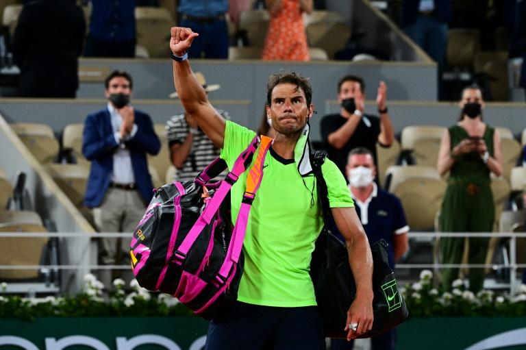 Roland-Garros: Nadal renversé par Djokovic en demi-finales au bout de 4h de combat