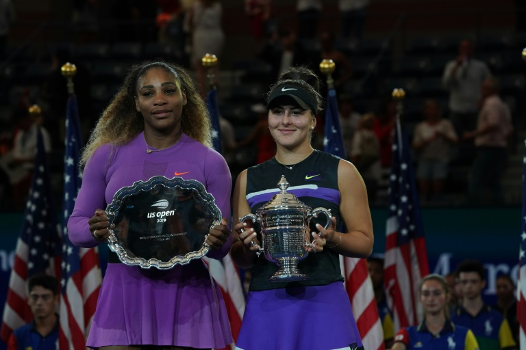 US Open women's final -- who's saying what
